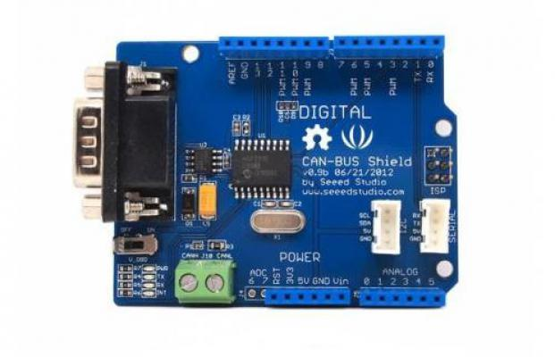 arduino,uno,arduino uno,can bus,can bus shield,shield,can-bus,