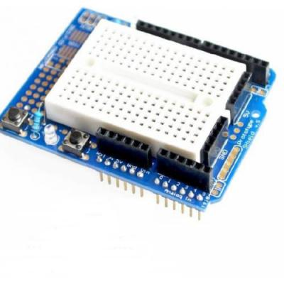 arduino shield,arduino,uno,arduino uno,proto shield,mini breadboard